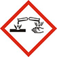 Hazard pictogram(s) GHS05